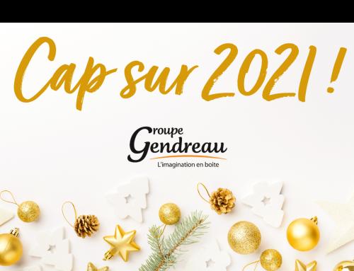 Nous vous souhaitons une excellente année 2021 !